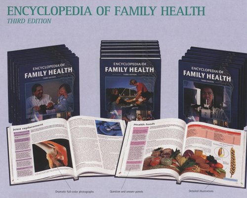 Encyclopedia Of Family Health, 18 volume set