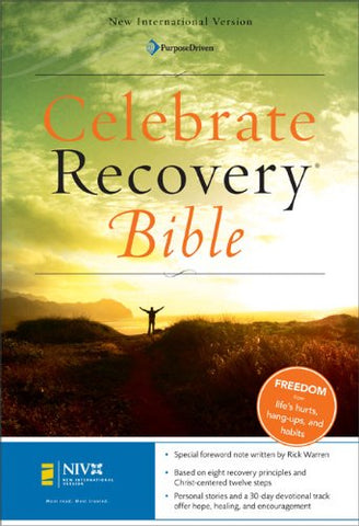 Celebrate Recovery Bible, New International Version