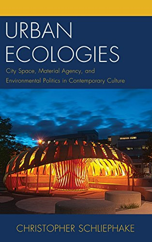 Urban Ecologies: City Space, Material Agency, and Environmental Politics in Contemporary Culture (Ecocritical Theory and Practice)