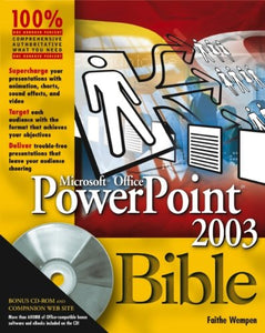 PowerPoint 2003 Bible
