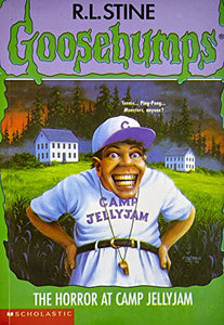 The Horror At Camp Jellyjam (Goosebumps)