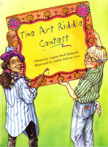 Steck-Vaughn Pair-It Books Proficiency Stage 5: Leveled Reader Art Riddle Contest, the , Story Book