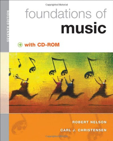 Foundations Of Music (With Cd-Rom)
