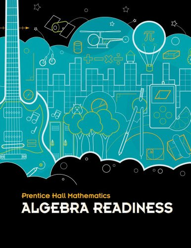 MIDDLE GRADES MATH 2010 STUDENT EDITION ALGEBRA READINESS