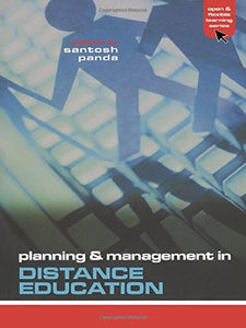 Planning and Management in Distance Education (Open and Flexible Learning Series)