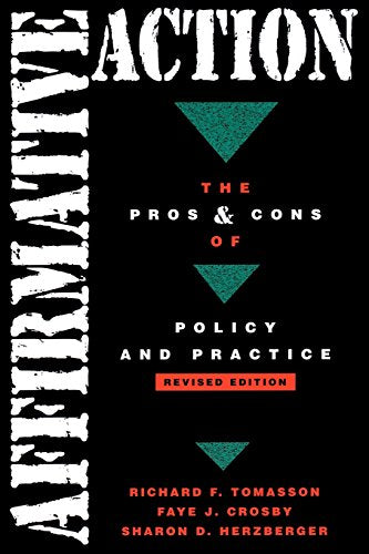 Affirmative Action: The Pros and Cons of Policy Practice (Asian Voices)
