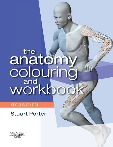 The Anatomy Colouring and Workbook, 2e