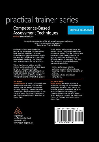 Competence-Based Assessment Techniques (Practical Trainer)