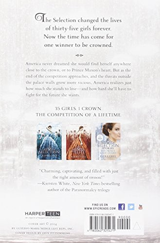 The Selection 4-Book Box Set