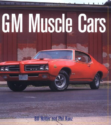 GM Muscle Cars (Enthusiast Color)