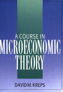 Course Microeconomic Theory