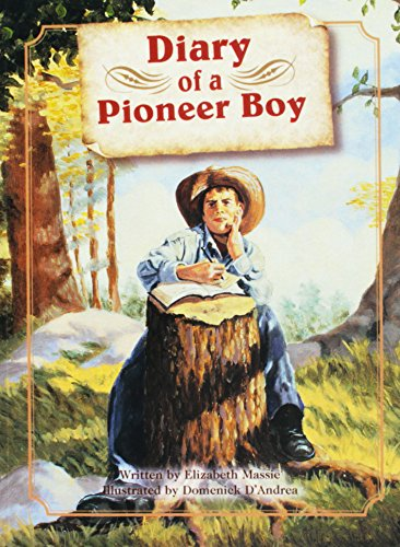Steck-Vaughn Pair-It Books Proficiency Stage 5: Individual Student Edition Diary Of A Pioneer Boy