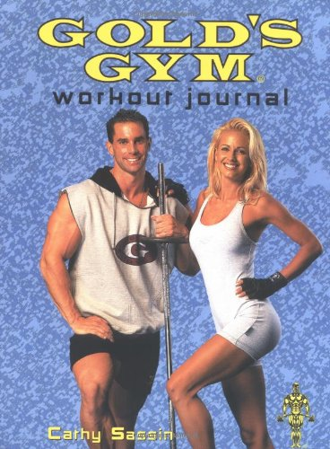 Gold's Gym Workout Journal