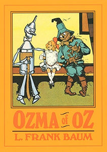 Ozma Of Oz (Books Of Wonder)