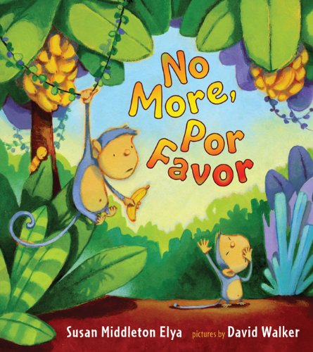 No More, Por Favor (Spanish Edition)