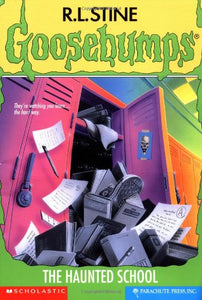 The Haunted School (Goosebumps, No. 59)