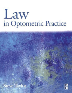 Law in Optometric Practice, 1e