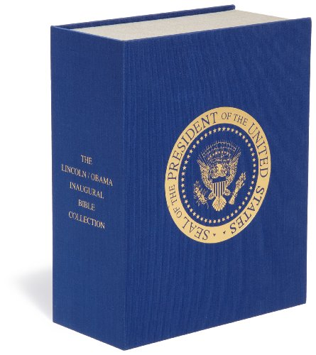 Lincoln/Obama Inaugural Bible Collection