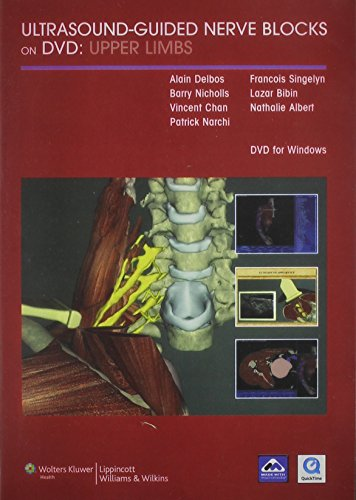 Ultrasound-Guided Nerve Blocks on DVD: Upper and Lower Limbs Package