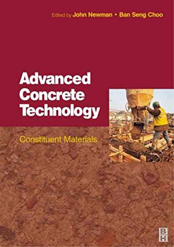 Advanced Concrete Technology 1: Constituent Materials