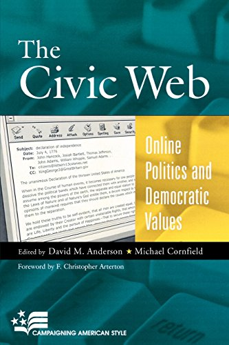 The Civic Web: Online Politics and Democratic Values (Campaigning American Style)