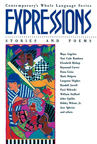 Expressions: Stories and Poems (Contemporary's Whole Language Series) (v. 1)