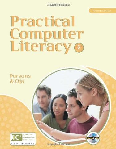 Practical Computer Literacy (New Perspectives Practical Series)