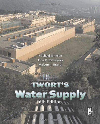 Water Supply, Sixth Edition