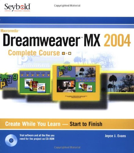 Dreamweaver MX 2004 Complete Course