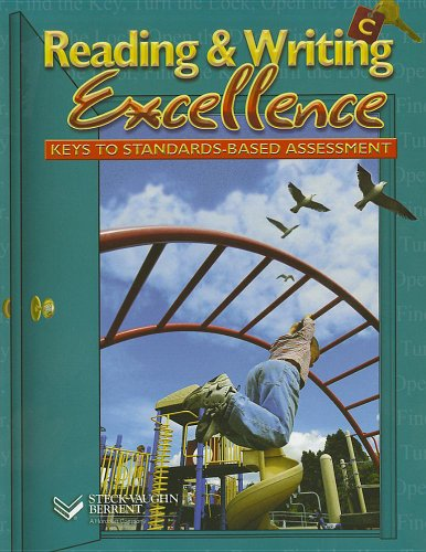 Steck-Vaughn Reading & Writing Excellence: Student Exercises (Level C)