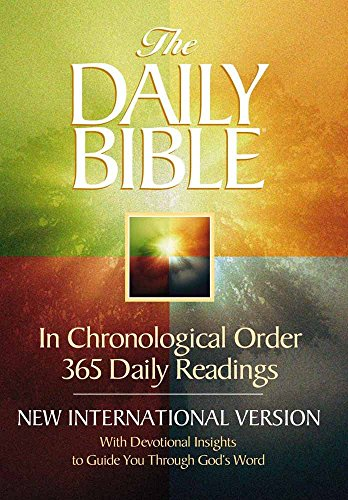 The Daily Bible: In Chronological Order 365 Daily Readings