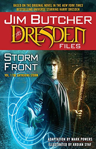 The Dresden Files: Storm Front (Jim Butcher'S Dresden Files) (A Graphic Novel)