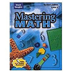 Steck-Vaughn Mastering Math, Level C, Teacher's Edition
