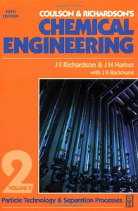 Chemical Engineering Volume 2, Fifth Edition