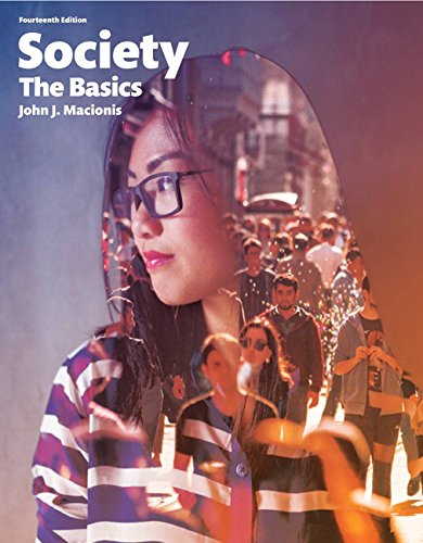 Society: The Basics, Books a la Carte Edition (14th Edition)
