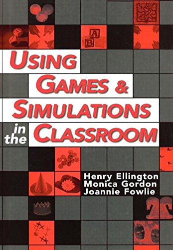 Using Games and Simulations in the Classroom