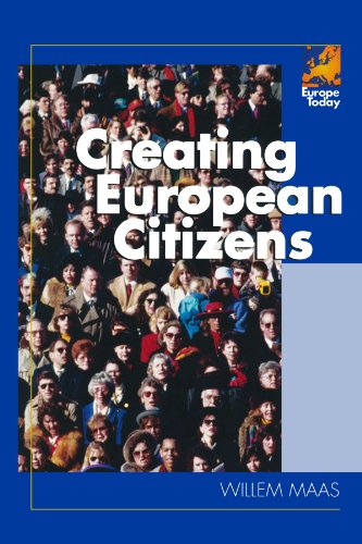 Creating European Citizens (Europe Today)