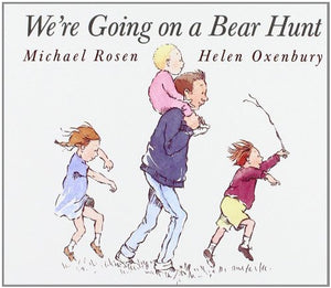 We'Re Going On A Bear Hunt (Classic Board Books)