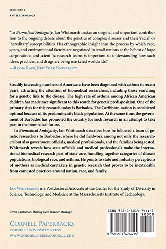 Biomedical Ambiguity: Race, Asthma, and the Contested Meaning of Genetic Research in the Caribbean