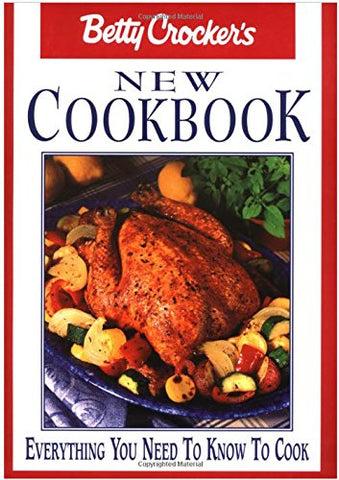 Betty Crockers New Cookbook