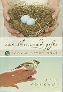 One Thousand Gifts 2 in One BOOK & DEVOTIONAL