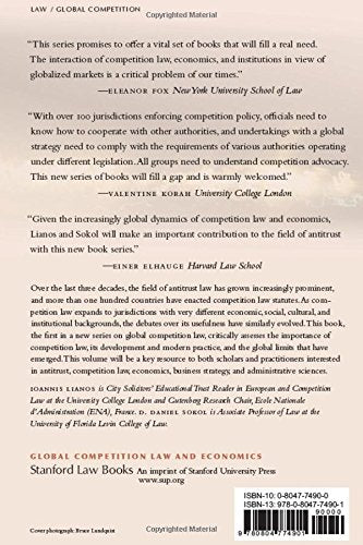 The Global Limits of Competition Law (Global Competition Law and Economics)