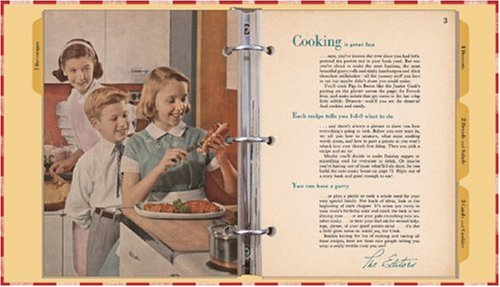 New Junior Cook Book: 1955 Classic Edition (Better Homes & Gardens)