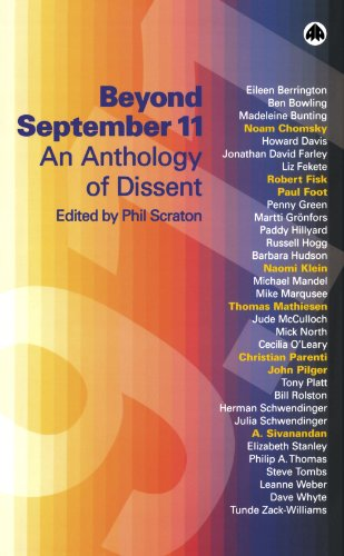 Beyond September 11: An Anthology of Dissent