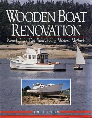 Wooden Boat Renovation: New Life for Old Boats Using Modern Methods