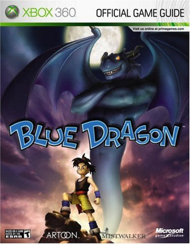 Blue Dragon: Prima Official Game Guide (Prima Official Game Guides)