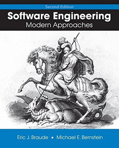 Software Engineering: Modern Approaches