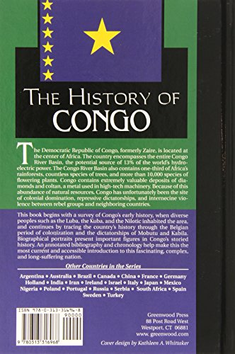 The History Of Congo: