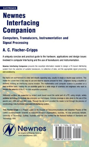 Newnes Interfacing Companion: Computers, Transducers, Instrumentation and Signal Processing