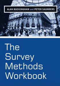The Survey Methods Workbook: From Design to Analysis